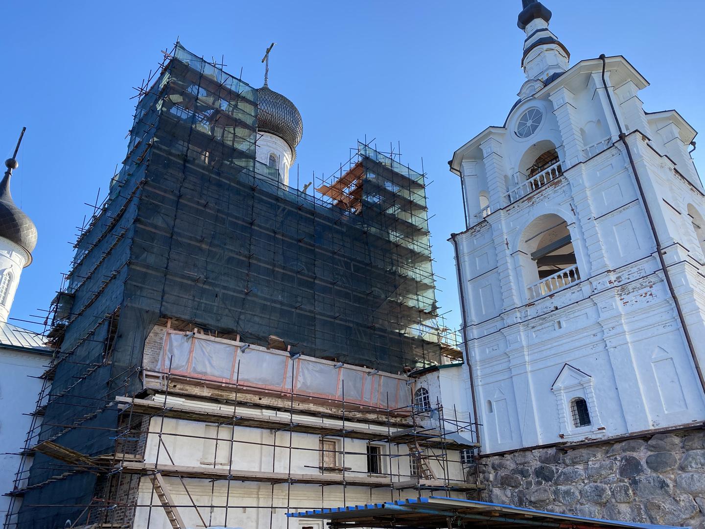 Храм во имя святителя и чудотворца Николая